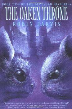 The Oaken Throne book cover