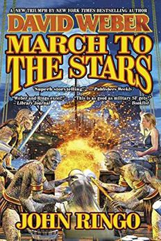 March to the Stars book cover