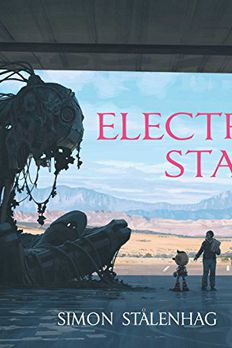 The Electric State book cover