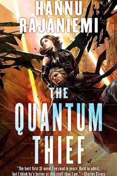 The Quantum Thief book cover