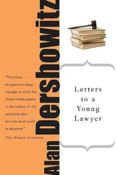 Letters to a Young Lawyer book cover