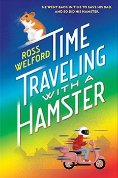 Time Traveling with a Hamster book cover