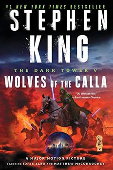 The Dark Tower V book cover