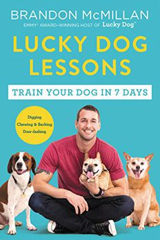 Lucky Dog Lessons book cover