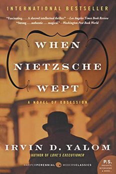 When Nietzsche Wept book cover