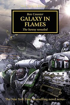 Galaxy in Flames book cover