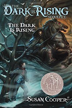The Dark is Rising book cover