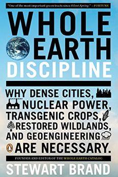 Whole Earth Discipline book cover