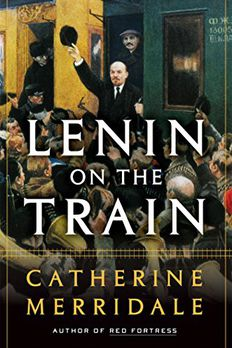 Lenin on the Train book cover