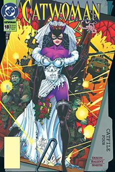 Catwoman (1993-) #18 book cover
