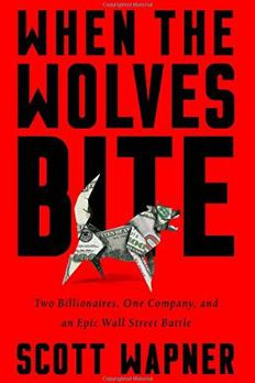When the Wolves Bite book cover