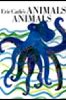 Eric Carle's Animals Animals book cover