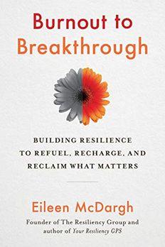 Burnout to Breakthrough book cover