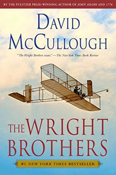 The Wright Brothers book cover