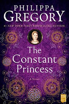 The Constant Princess book cover