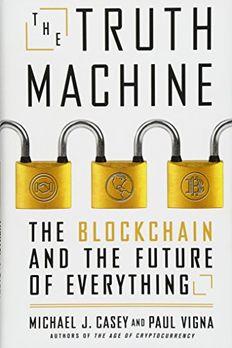 The Truth Machine book cover