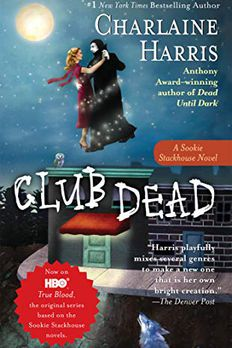 Club Dead book cover