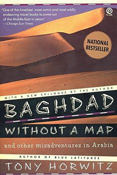 Baghdad without a Map and Other Misadventures in Arabia book cover