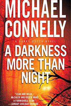 A Darkness More Than Night book cover