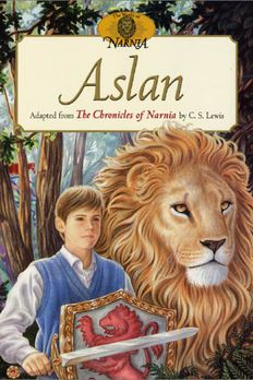 Aslan book cover
