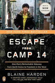 Escape from Camp 14 book cover