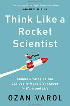 Think Like a Rocket Scientist book cover