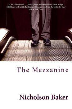 The Mezzanine book cover