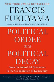 Political Order and Political Decay book cover