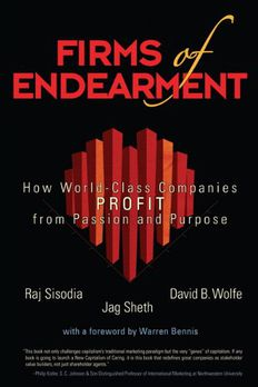 Firms of Endearment book cover