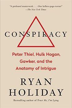 Conspiracy book cover