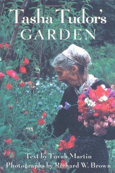 Tasha Tudor's Garden book cover