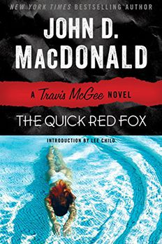 The Quick Red Fox book cover