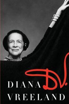 D.V. book cover
