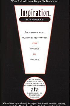 Inspiration for Greeks book cover