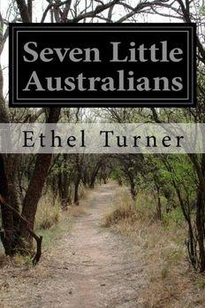 Seven Little Australians book cover