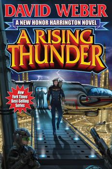A Rising Thunder book cover