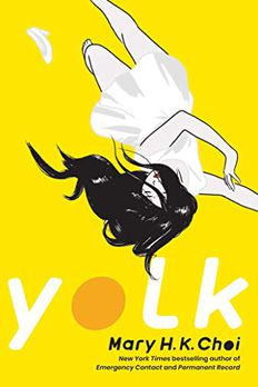 Yolk book cover