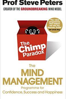 Chimp Paradox book cover