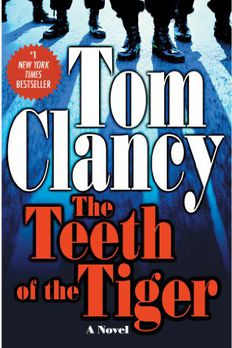 The Teeth of the Tiger book cover