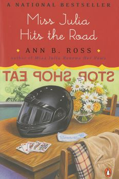 Miss Julia Hits the Road book cover