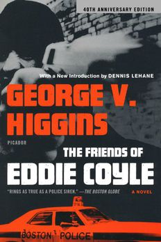 The Friends of Eddie Coyle book cover