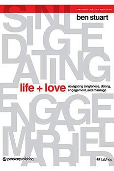 Life + Love - Bible Study Book book cover