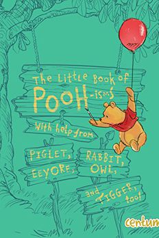 The Little Book of Pooh-isms book cover