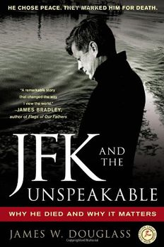 JFK and the Unspeakable book cover