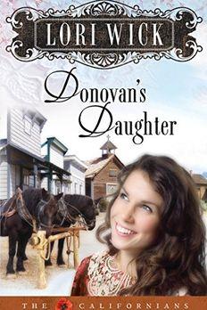 Donovan's Daughter book cover