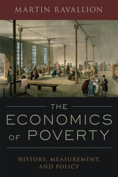 The Economics of Poverty book cover