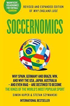 Soccernomics book cover