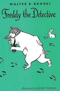 Freddy the Detective book cover