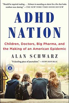 ADHD Nation book cover