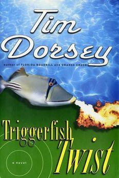 Triggerfish Twist book cover